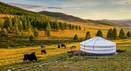 內蒙古-蒙古國